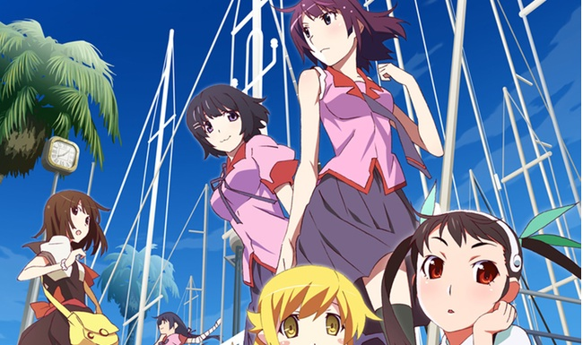 Monogatari Second Season Air Date Announced!! ED performed by Luna Haruna!