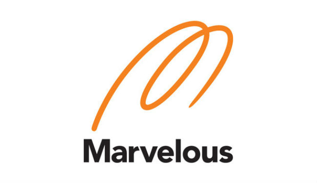 Marvelous AQL Video Game Company Logo