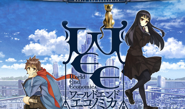 World End Economica now on STEAM Greenlight