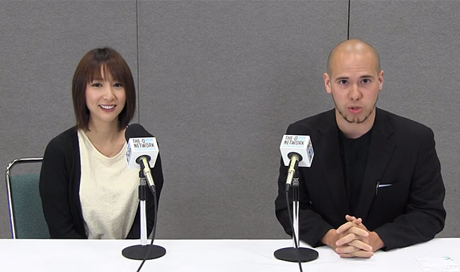 Eir Aoi Interview at Anime Expo 2014