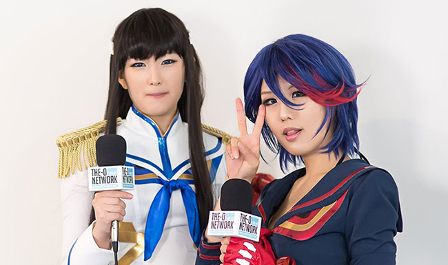 Spiral Cats KILL la KILL Cosplay Interview