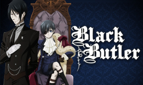anime review Black Butler-1