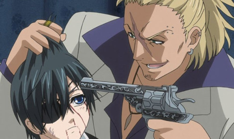 anime review Black Butler-3