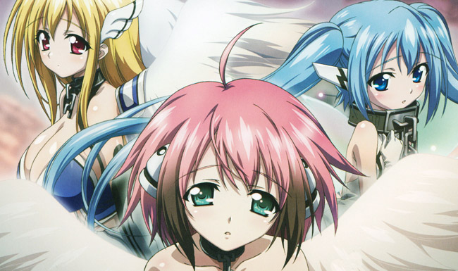 Heaven's Lost Property: the Angeloid of Clockwork (Blu-ray/DVD) Review