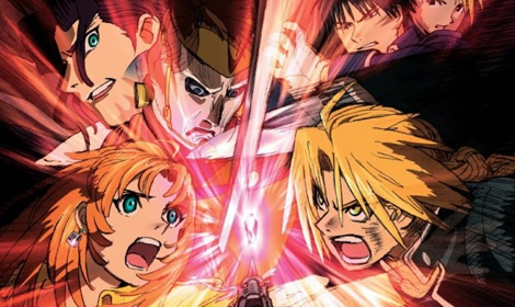 Fullmetal Alchemist Brotherhood: the Sacred Star of Milos (Blu-ray/DVD) Review