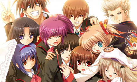 review-Little Busters-1