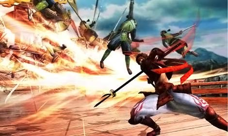 Sengoku BASARA Review: History With a Dash of Femininity