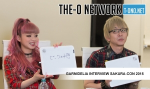 GARNiDELiA Interview & Gameshow @ Sakura-Con 2015
