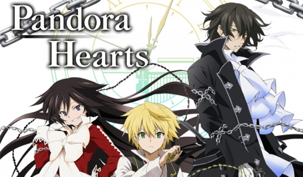 Pandora Hearts (DVD) Review