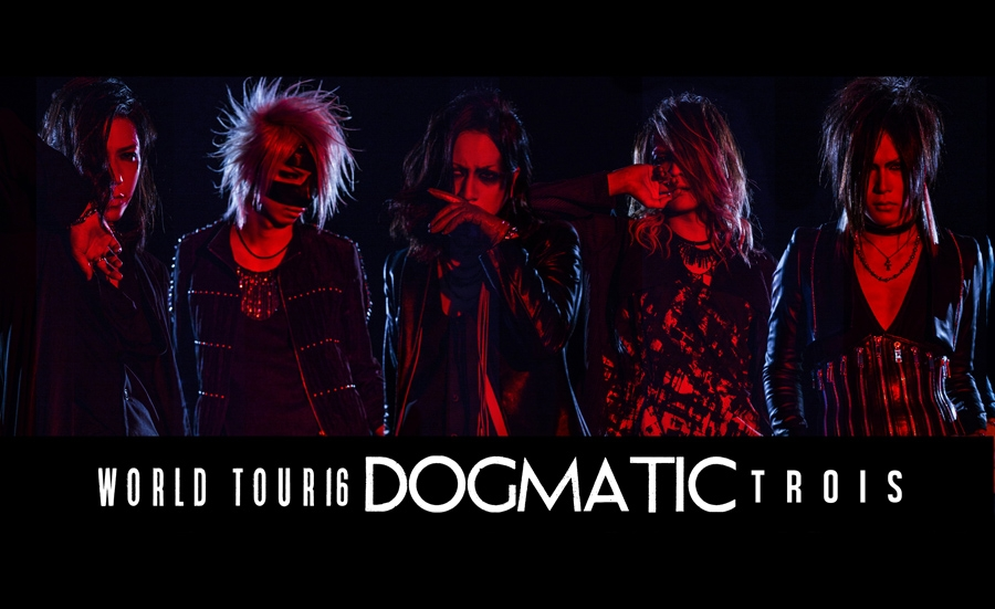 The GazettE's first US tour to stop by San Francisco