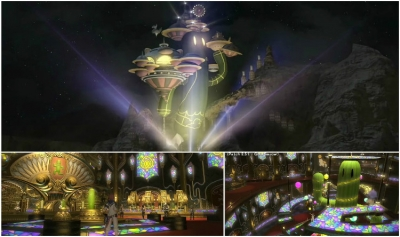 The Gold Saucer Returns! (Final Fantasy XIV)