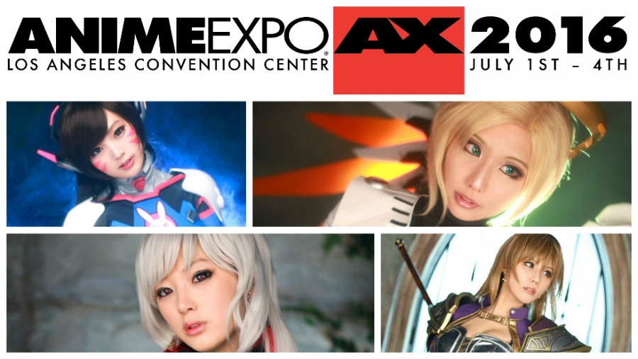 Spiral Cats Returns to Los Angeles Anime Expo 2016
