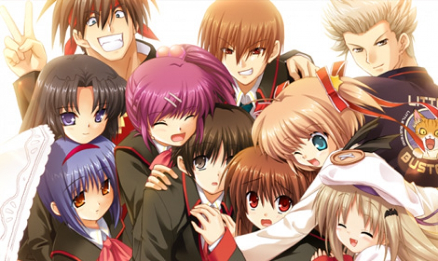 Little Busters! (PC) Review