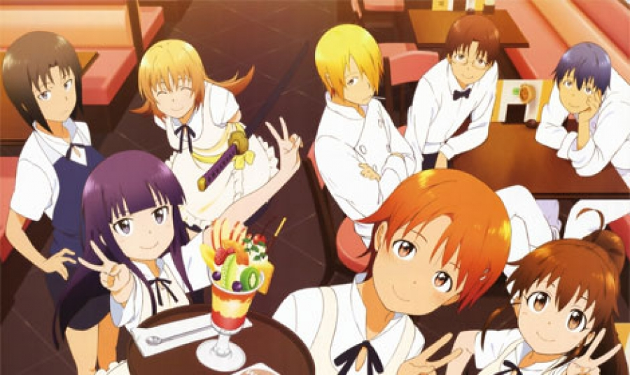 Wagnaria!! (Working!!) Review