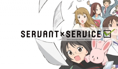 Servant x Service (DVD) Review