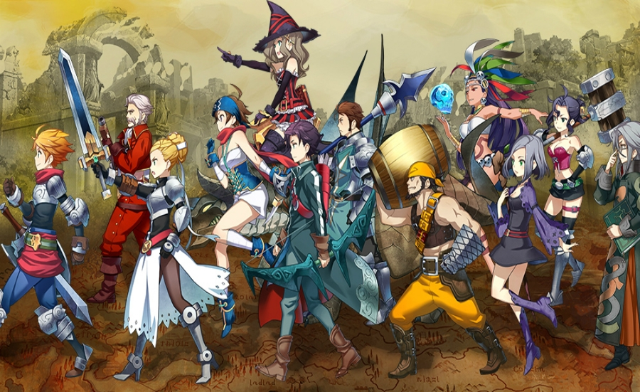 Grand Kingdom PS4 Beta begins today