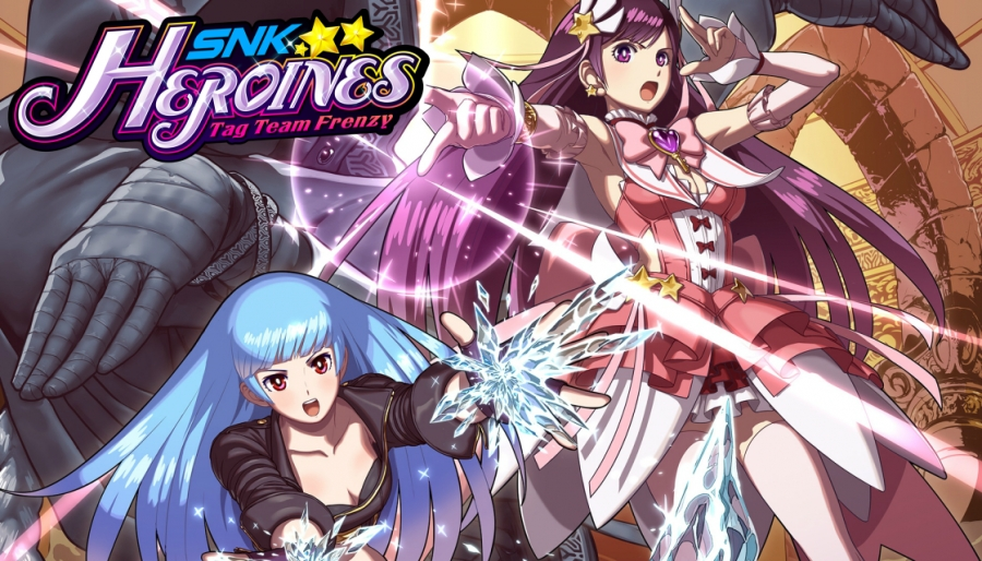 Hands On with SNK Heroines @ NISA Press Party 2018