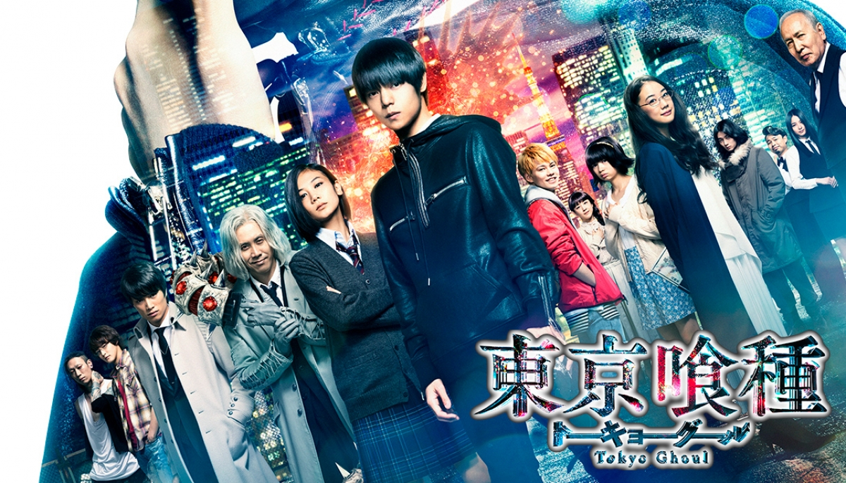Tokyo Ghoul Live Action Movie World Premiere At Anime Expo 2017
