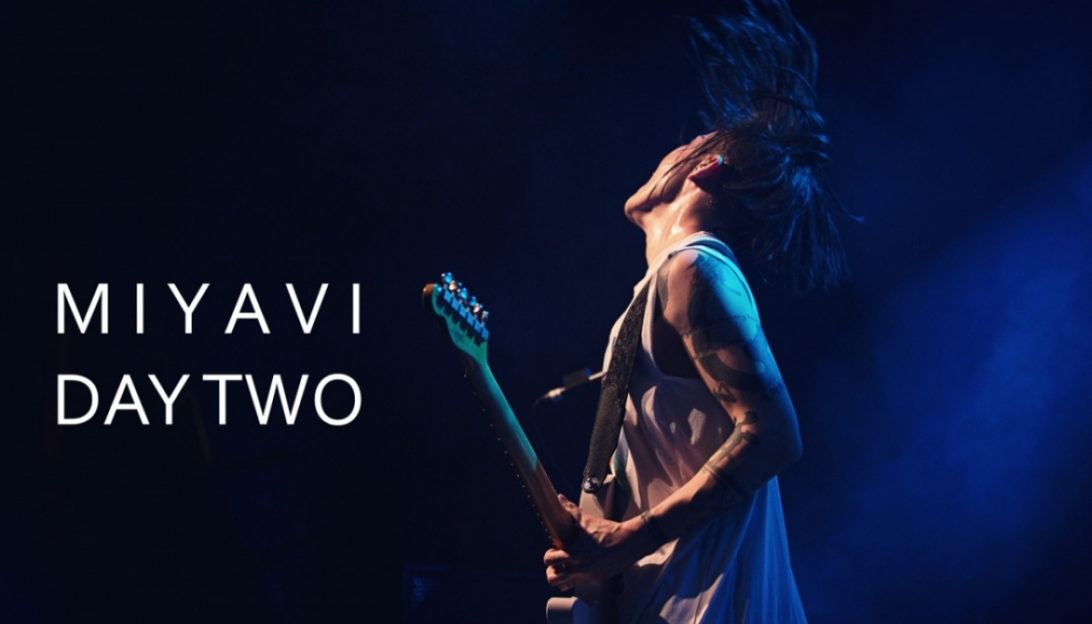 The O Network Miyavi S Day 2 World Tour Hits America Starting 5 8