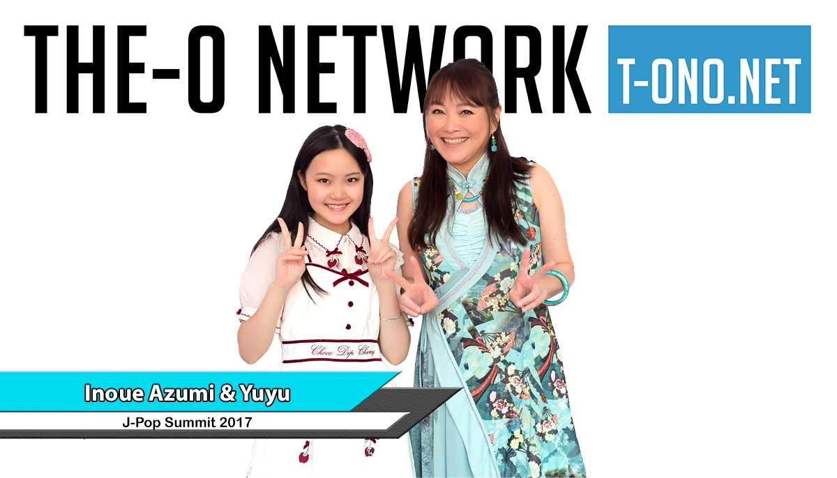 Inoue Azumi & Yuyu Interview @ J-POP Summit 2017
